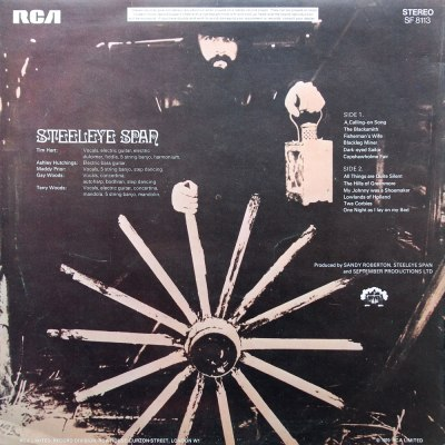 STEELEYE SPANrca-sf8113-steeleye-span-rear